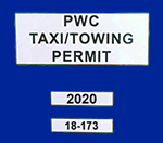 prince william taxi permit 2019